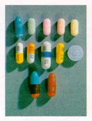 Therapeutic Index Of The Tricyclic Antidepressants